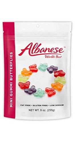 Albanese Mini Gummi Butterflies, 9 oz Bag (Pack of 12) by Albanese (Image #2)