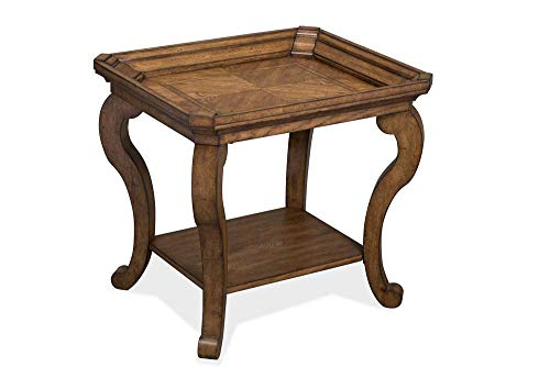 Magnussen T4712 Isabella Rectangular End Table ()