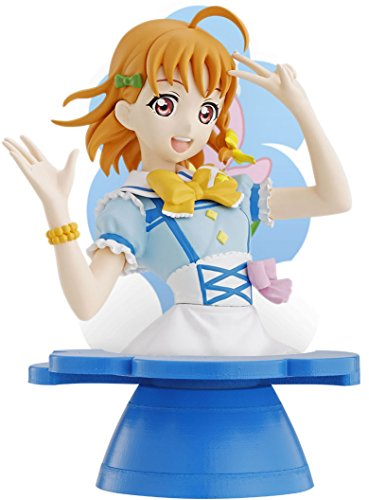 Bandai Hobby Takami Chika Love Live Sunshine Bandai-Rise Bust Figure