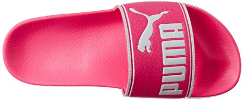 Puma Leadcat, Chanclas Unisex Adulto Rosa (Knockout Pink-puma White 06)