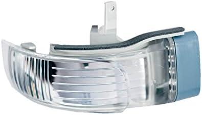 Blinker Blinkleuchte Spiegelblinker Rechts Wei/ß kompatibel mit Touran 1T1 1T2 bis 05.09