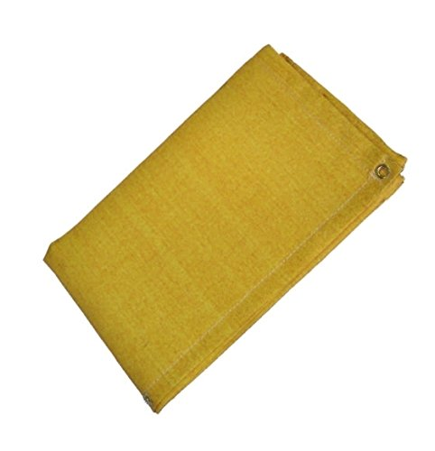 10' X 12' 24 oz. Gold Slag-Shed Welding Blanket