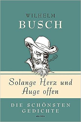 Gedichte von wilhelm busch kostenlos