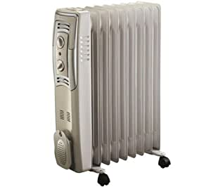 Amazon Com Bionaire Bioh2003 Oil Filled Heater Radiator