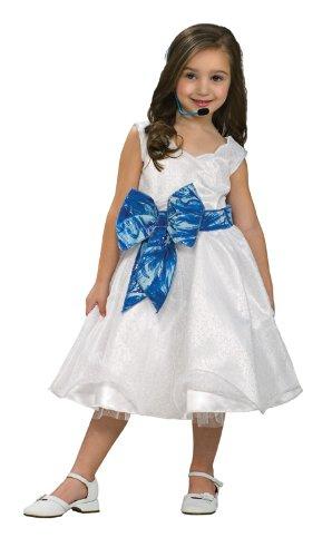 School High 2 Musical Costumes (High School Musical 2 Deluxe Gabriella Kids Medium)