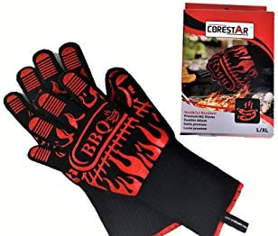 BBQ Grill Gloves Resistant Washable product image