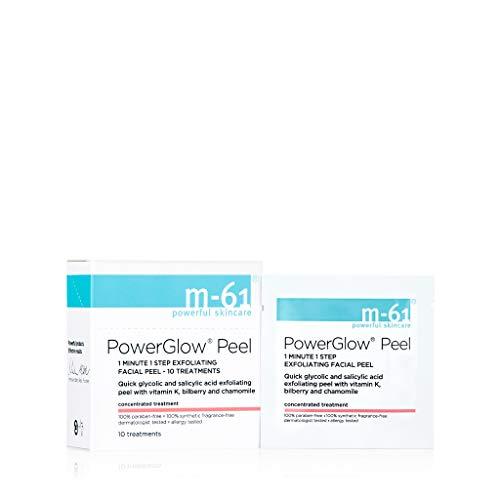 M-61 PowerGlow Peel, Size 10 Treatments