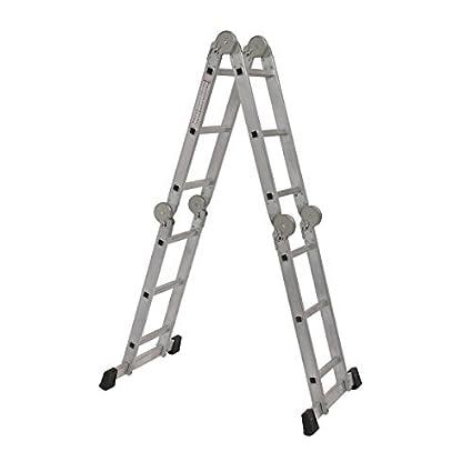 Youngman 5767040 Aluminium MultiPurpose Combination Ladder