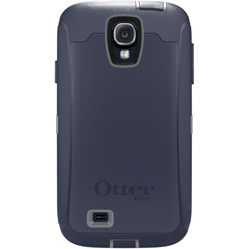 OtterBox 77-27761 Defender Series Case for Samsung Galaxy S4 - 1 Pack - Retail Packaging - Marine