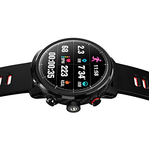 Leotec Reloj Inteligente LESW52RAMZ: Amazon.es: Relojes