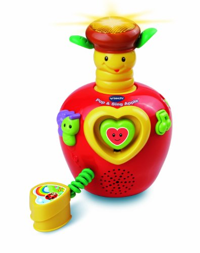 VTech Pop and Sing Apple Toy ()