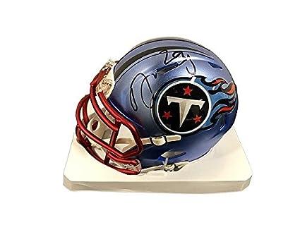 37c297684d1 Eagles DeMarco Murray Dallas Cowboys Autographed/Signed Blue Jersey JSA COA  Sports Mem, ...
