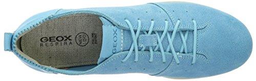 Geox Sneakers Turquoise C Do turquoisec4015 D Femme New Basses wTaqxfgw