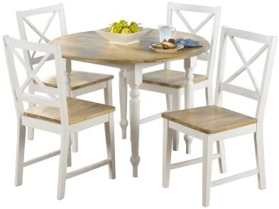 TMS 5 Piece Virginia Dining Set