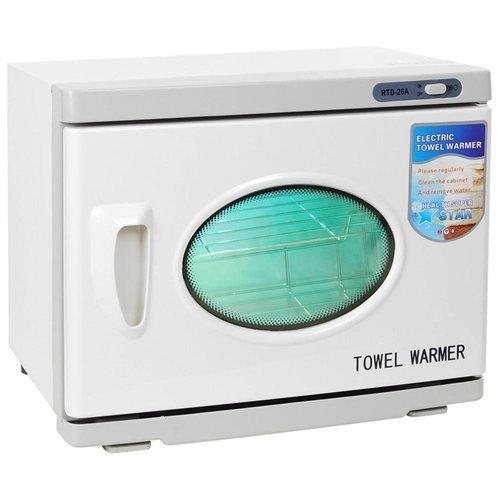GC Global Direct 26l 2in1 Heated Towel Warmer Cabinet Salon Uv Sterilizer
