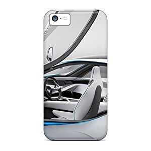 ButterflyValley AjqVV47316PBEGk Protective Case For Iphone 5c(bmw Vision Concept)