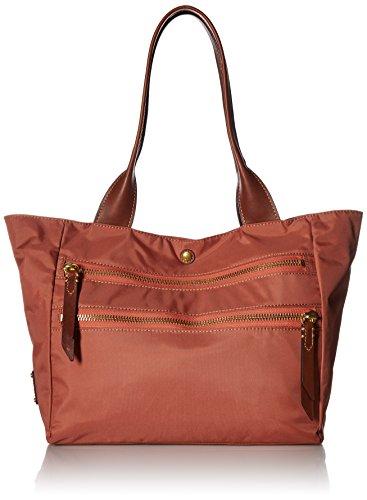 FRYE Ivy Nylon Tote Handbag, Dusty Rose by FRYE