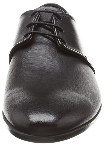 HUGO Pariss_derb_pr 10197261 01, Derby Uomo, Nero (Black), EU