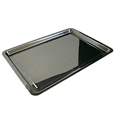 "Hamilton Beach Stainless Steel Jelly Roll Pan 15.5"" X 10.5"""