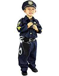 Spooktacular Creations Deluxe Police Officer Costume and Role Play Kit.