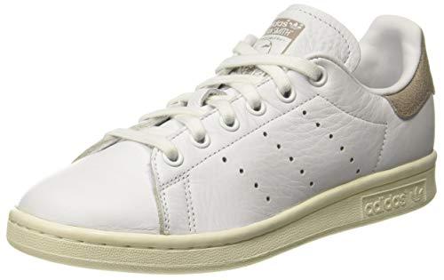 super popular 7c040 dc9b7 Chaussures W ftwbla 000 Blanc Fitness ftwbla De grivap Stan Smith Adidas  Femme 8WqR6UnEx