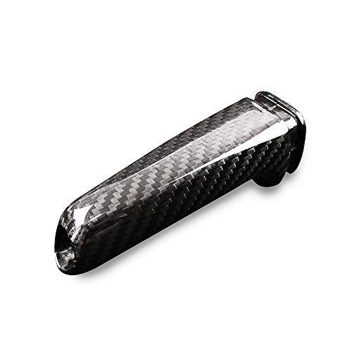AIRSPEED Universal Carbon Fiber Car Handbrake Cover Grip Handle Lever for BMW 1 2 3 4 Series GT E46 E90 E92 E60 E39 F30 F10 F20 Accessories