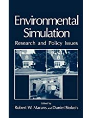 Environmental Simulation: Research and Policy Issues
