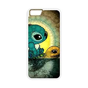 Lilo & Stitch iPhone 6 Plus 5.5 Inch Cell Phone Case White yyfabc_159283