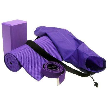 Yoga Kit Beginners Intermediates Block
