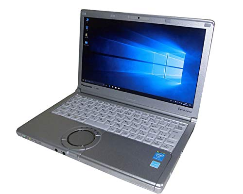 中古パソコン ノート レッツノート Windows10 Pro 64bit Panasonic Let'sNote CF-NX3 (CF-NX3EDHCS) Core i5-4300U 1.9GHz/4GB /320GB/光学ドライブなし/無線LAN/HDMI/12.1インチ HD+ (1600x900) WPS Office付き (NO-12107-10)   B07GZLZVT6