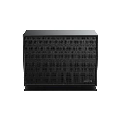 chollos oferta descuentos barato Hama GC100MBT Amplificador de Audio Digital Negro Ethernet WiFi Amplificadores de Audio Digital Negro MDF Madera 30 W 10 100 Mbit s 802 11b 802 11g Wi Fi 4 802 11n 36 W