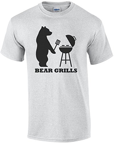 bear grills t shirt - 2
