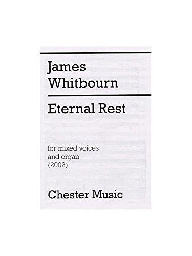 James Whitbourn: Eternal Rest pdf
