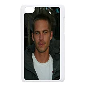 Paul Walker Fashion Comstom Plastic case cover FOR IPod Touch 4th RVNLI_W913390