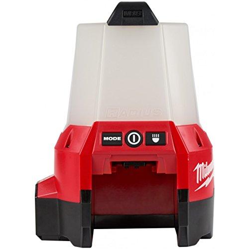 Milwaukee 2144-20 M18 RADIUS Compact Site Light w/ Flood Mode (Tool Only) (Compact Milwaukee)