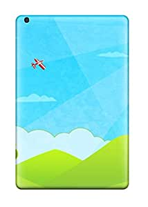 New Arrival Cover Case With Nice Design For Ipad Mini/mini 2- Happy Sunny Day