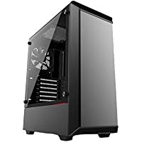 Centaurus Scorpius 2 Gaming PC - Intel Core i7 8700 4.3GHz Six-Core 12xThreads, 16GB DDR4 RAM, Nvidia GTX 1060 6GB, 240GB SSD + 1TB HDD, Windows 10 Pro, WiFi, Tempered Glass | Custom Gaming PC