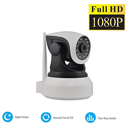 1080P HD ethernet SMART Security Wireless Camera