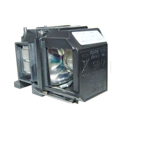 簡単プロジェクター交換用電球ランプモジュール Epson EMP-S1 Powerlite S1プロジェクションに対応   B07JQ1PSX1