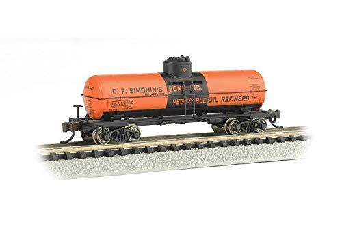 【2019 新作】 Bachmann Bachmann Trains N C.F. SIMONIN'S 40フィート タンクカー C.F. タンクカー B07NC5LL3G, クラシキシ:8648c9d1 --- a0267596.xsph.ru
