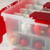 IRIS USA, Holiday Ornament Box