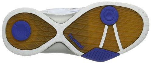 Blanco 0560 de Hummel 60 deporte 146 unisex Zapatillas de SPIRIT tela BvHqwZ