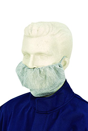 Oberon Company FRBEARDNET-N FR Beard Net, Unisize, White by Oberon Company