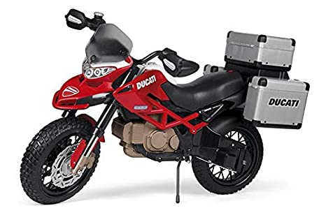 02413780b5 Peg Perego- Moto Ducati Enduro, IGMC0023: Amazon.it: Giochi e giocattoli