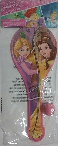 - Disney Princess Paddle Ball with Rapunzel and Belle