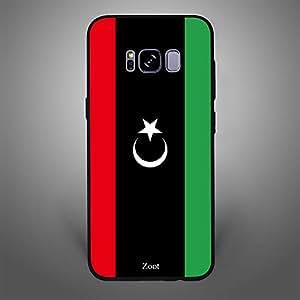 Samsung Galaxy S8 Libya Flag