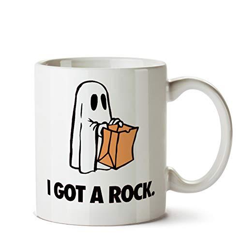I GOT A ROCK. Mug]()