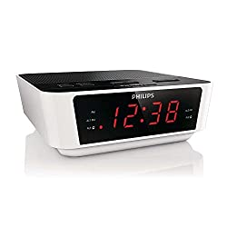 Phillips Digital Tuning Clock Radio consumer electronics