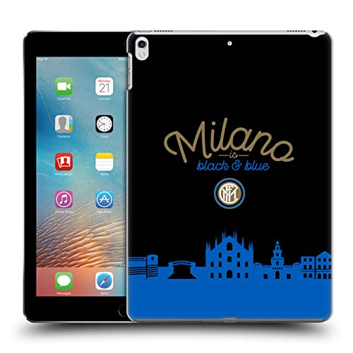 - Official Inter Milan Black and Blue 2018/19 Typography Hard Back Case for iPad Pro 10.5 (2017)