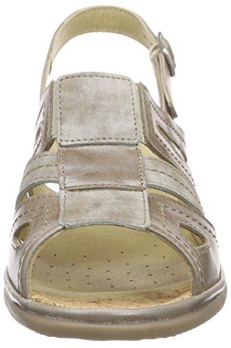 Comfortabel 710756 - Sandalias Mujer Marrón - marrón (marrón)